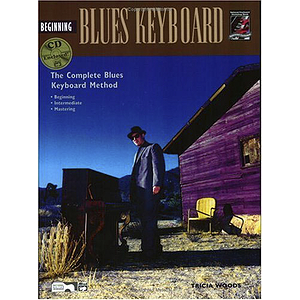 Beginning Blues Keyboard - Book & CD