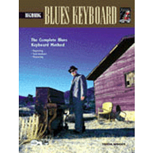 Beginning Blues Keyboard - CD