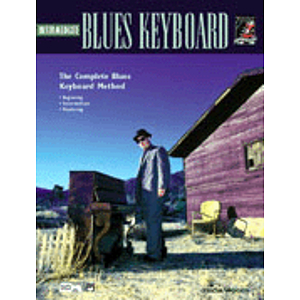 Intermediate Blues Keyboard - Book & CD