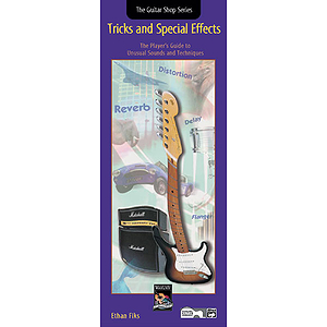 Tricks and Special Effects (Guitar Shop Series, Handy Guide & CD)
