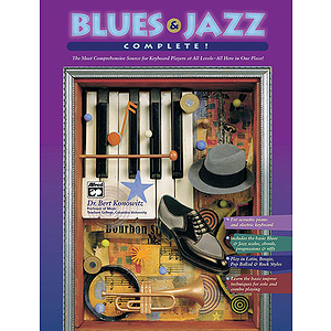 Blues & Jazz Complete - Book & 2 CDs