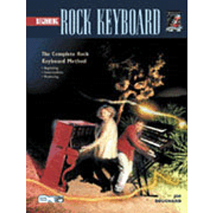 Beginning Rock Keyboard - CD