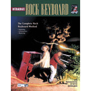 Intermediate Rock Keyboard - CD