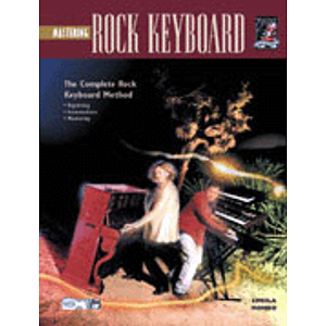 Mastering Rock Keyboard - Book & CD