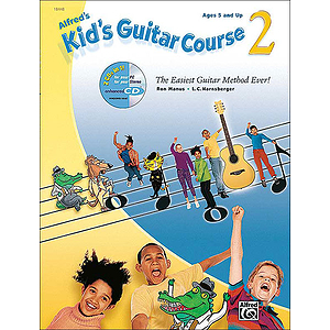 Kid's Guitar Course 2 - Book & Enhanced CD