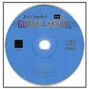 Jerry Snyder's Guitar School - Method Book 2 - CD