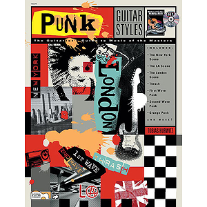 Punk Guitar Styles - Book & CD