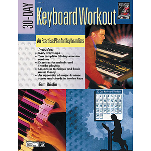 30-Day Keyboard Workout
