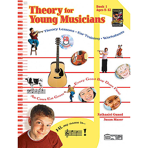 Theory for Young Musicians, Book 1 - Book & CD