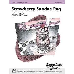Strawberry Sundae Rag