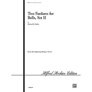 Two Fanfares for Bells, Set - 2-3 Octaves (L1)