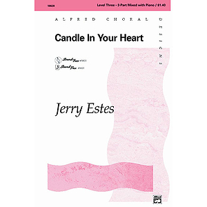 Candle in Your Heart - 3-Part Mixed