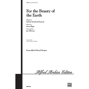 For the Beauty of The Earth - SAB