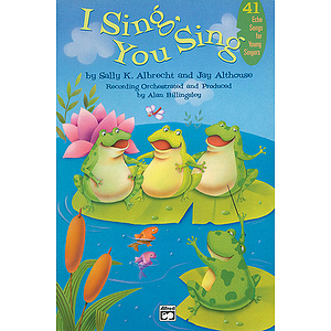 I Sing, You Sing - Book and CD