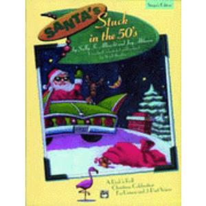 Santa's Stuck in The 50'S - Student 5 Pack