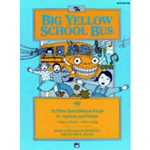Big Yellow School Bus - CD