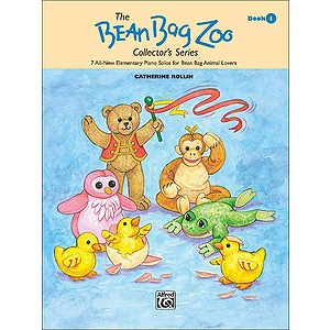 Bean Bag Zoo Collector's Series, the - Book 1