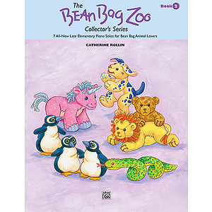 Bean Bag Zoo Collector's Series, the - Book 2
