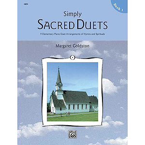 Simply Sacred Duets (1P, 4H) - Book 1