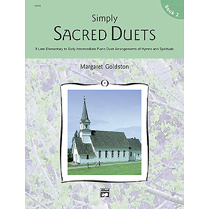 Simply Sacred Duets (1P, 4H) - Book 2