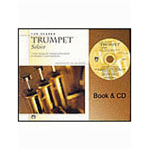 Sacred Trumpet Soloist,The (9 Solos for Trumpet & Keyboard) - Book/CD