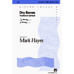 Dry Bones - TTBB