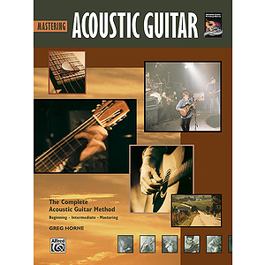 Mastering Acoustic Guitar - Book