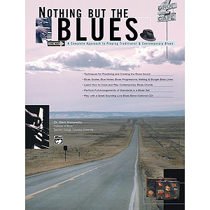 Nothing But the Blues - Book & CD