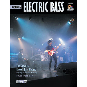Mastering Electric Bass - Book & CD
