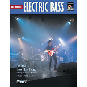 Intermediate Electric Bass - Book & CD