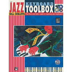 Jazz Keyboard Toolbox - Book & CD