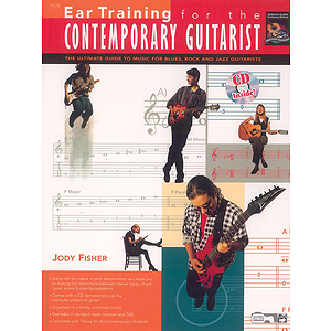 Ear Training for The Contemporary Guitarist - Book & CD