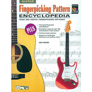 Fingerpicking Pattern Encyclopedia - Book