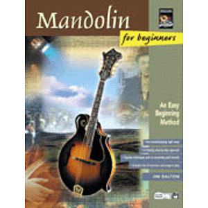 Mandolin for Beginners - CD