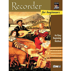 Recorder for Beginners - Book &amp; CD