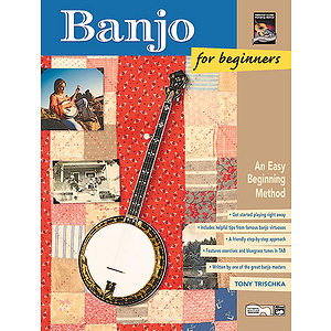 Banjo for Beginners - Book & CD