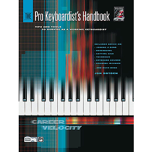 Pro Keyboardist's Handbook, the - Book & CD