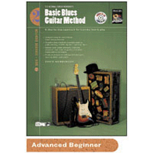 Basic Blues Guitar Method, Book 2