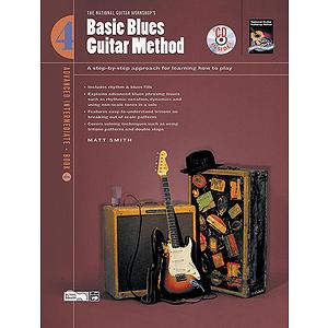 Basic Blues Guitar Method, Book 4 - Book & CD