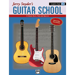 Jerry Snyder's Guitar School - Ensemble Book 2