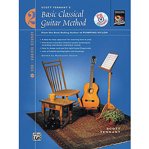 Basic Classical Guitar Method, Book 2 - Book & CD