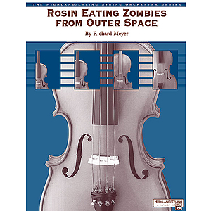 Rosin Eating Zombies From Outer Space