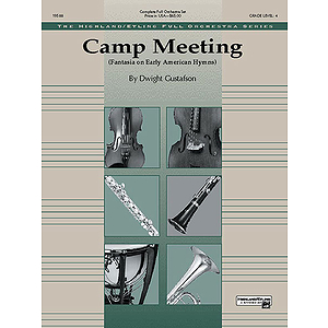 Camp Meeting (Fantasia on Early American Hymns)