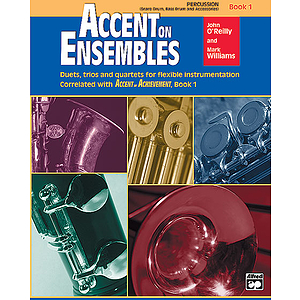 Accent on Ensembles: Percussion
