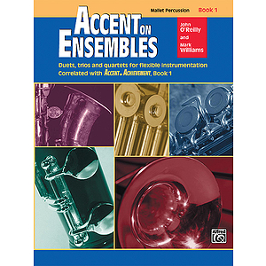 Accent on Ensembles: Mallet Percussion