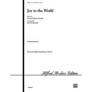 Joy To the World - 2-3 Octaves