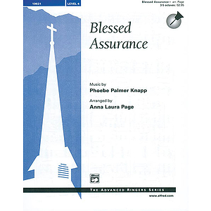 Blessed Assurance - 3-5 Octaves