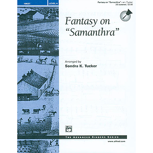 "Fantasy on ""Samanthra"" - 3-5 Octaves"