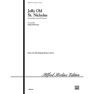 Jolly Old St. Nicholas - 2-3 Octaves