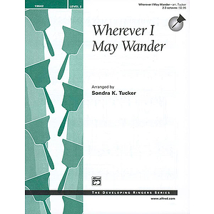 Wherever I May Wander - 2-3 Octaves